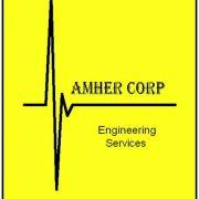 Amhercorp Company Website. Built using's Company logo